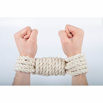 Natural Cotton Bondage Rope 10m