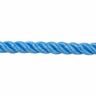 Industrial Staple Spun Polypropylene Rope