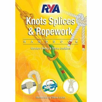 G63 RYA Knots, Splices and Ropebook Handbook