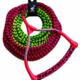 Airhead Radius Handle Ski Rope - 3 Section 75ft, 60ft or 45ft