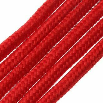 Event Barrier Rope - Cotton Red